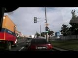 погоня за Audi в Минске