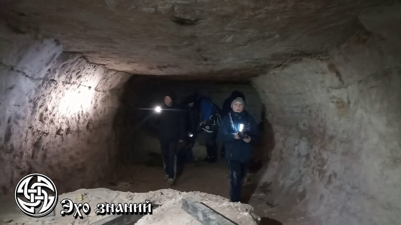 Экскурсия по пещерам Волховского района 2018г.