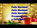 Jose Feliciano Feliz Navidad letra lyrics