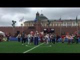 11 июля месте со звёздами футбола на Красную площадь вышли СЕРГЕЙ ВОЙТЕНКО, БАЯН МИКС и другие музыканты! 01