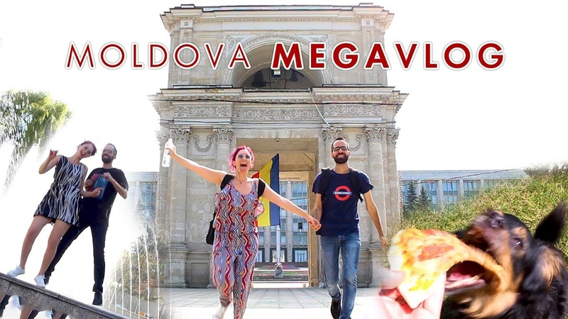 Moldova - Chisinau Adventures MegaVlog (Eng. Audio - Eng Ru Subs)