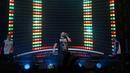 Руки вверх - чужие губы, закрытие фестиваля русской музыки в Абу-даби