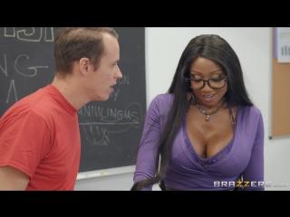 Diamond jackson (brazzers porn school)[2018, big tits worship,pov,bubble butt,ebony,school,tittyfuck,trimmed pussy, 1080p]