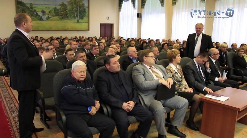 Новости от Спутник ТВ про назначение нового главы Белебеевского района