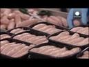 Мясные полуфабрикаты и красное мясо провоцируют рак ТК EuroNews