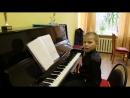 Алёша Васин. Репетиция перед экзаменом. 17.04.2018