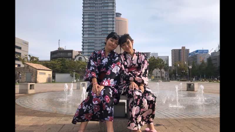 えもゆぐ 東京サマーセッション 踊ってみた 浴衣で sm33768846