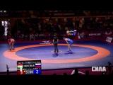 Чемпионат Европы. Греко-римская борьба. Korpasi vs Kurak