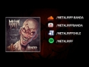 02 METALRIFF Pray Or Die Blinded álbum 2018