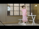 CF 180413 @ IU - for New Balance Pink Sweat Suit