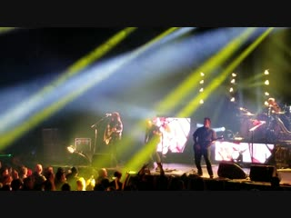 Seether - Remedy (part) Laval 15.11.2018