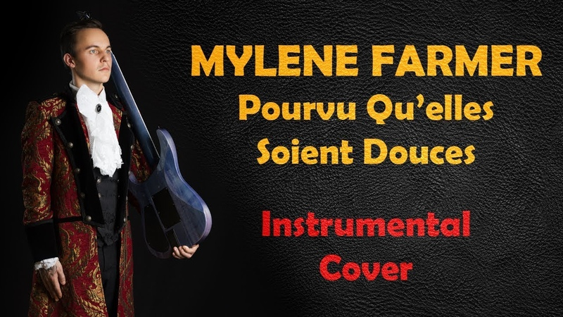 Mylene Farmer - Pourvu Quelles Soient Douces (Rock Cover Instrumentale par Shelter Grey) 17