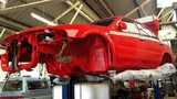 2000 Mitsubishi Lancer Evolution VI Tommi Makinen Edition Restoration Project