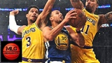 LA Lakers vs GS Warriors Full Game Highlights   01/21/2019 NBA Season
