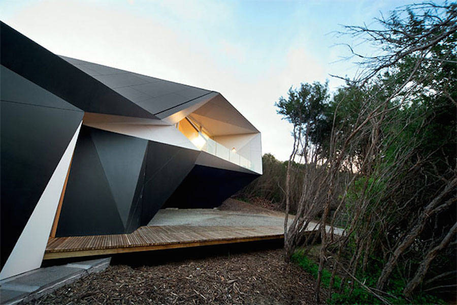 Superb Geometric Home in Australia
