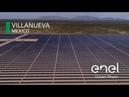 Segunda etapa da Maior Usina Solar das Américas no México com 754MW