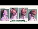 Movie Style: Star Wars - Princess Leia Ceremony Hair