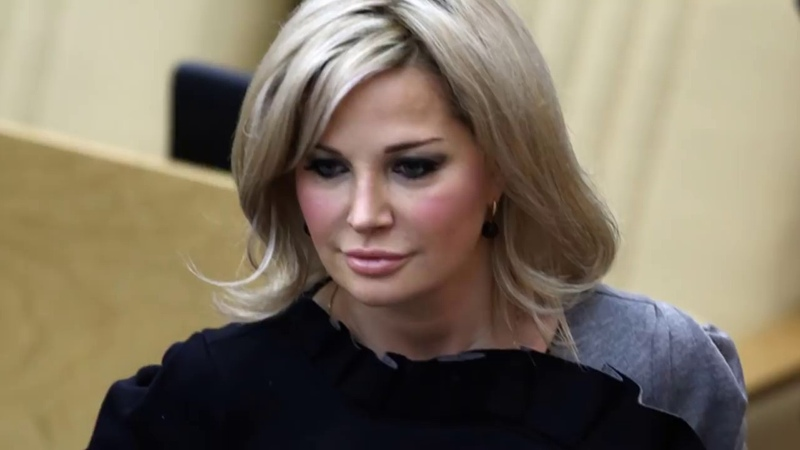 Наскакалась, надоело! Мария Максакова уехала из Украины!