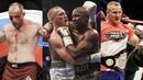 Мейвезер о реванше с МакГрегором, Олейник бросил вызов экс-чемпиону UFC, соперник Павловича в UFC