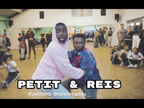 Petit Afro Reis Fernando || Jozo - Erin Eruit (Shinnas Afro Mix) Orokana Film