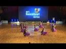 Вера Тюмень   World DanceSport Championship Formation Standard (1 место)