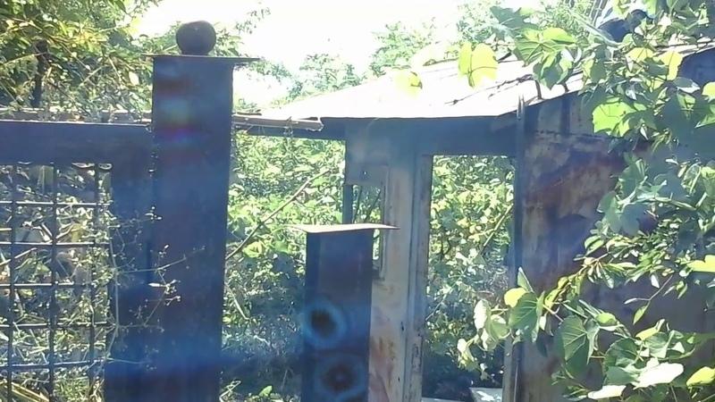порезка домика на металлолом