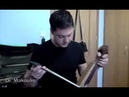 Makoulis Solo Lyra Violin Style