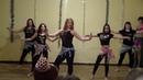 Школа арабского танца Каир, стрит-шааби