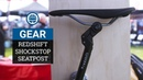 Redshift ShockStop Seatpost Stem - Adjustable Suspension for Rough Riding