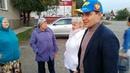 Проблема с мусором решена! Декабристов 24, Минусинск.