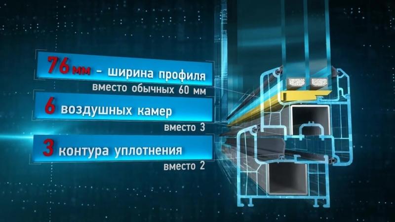 Окна Фаворит Спэйс замер 507-007 Иваново