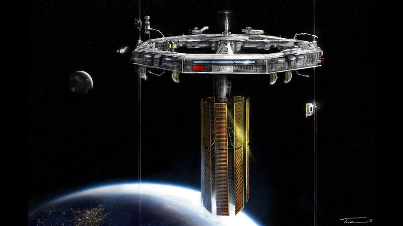 Skydome Atlantis: Leaked NASA Documents - Proof: Space Tether 3D Planetary Holographic Projection