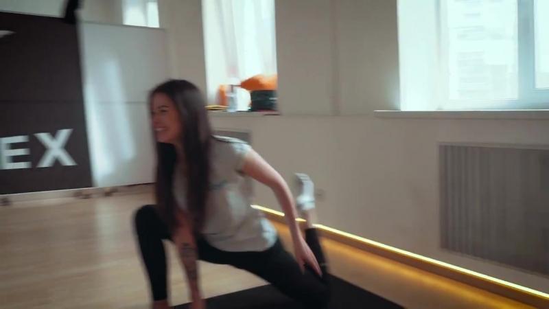 SLs Как сесть на шпагат в домашних условиях Растяжка для начинающих