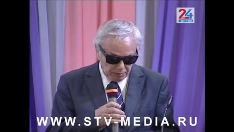 Библиотеки для слабовидящих в автограде РЕН ТВ от 19.09.2018