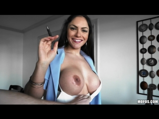LatinaSexTapes - Marta La Croft - Big Tit Latina Blows Client