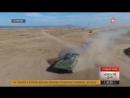 «Танковая карусель» под прикрытием «Крокодилов» и «Грачей» кадры масштабных учений в Бурятии