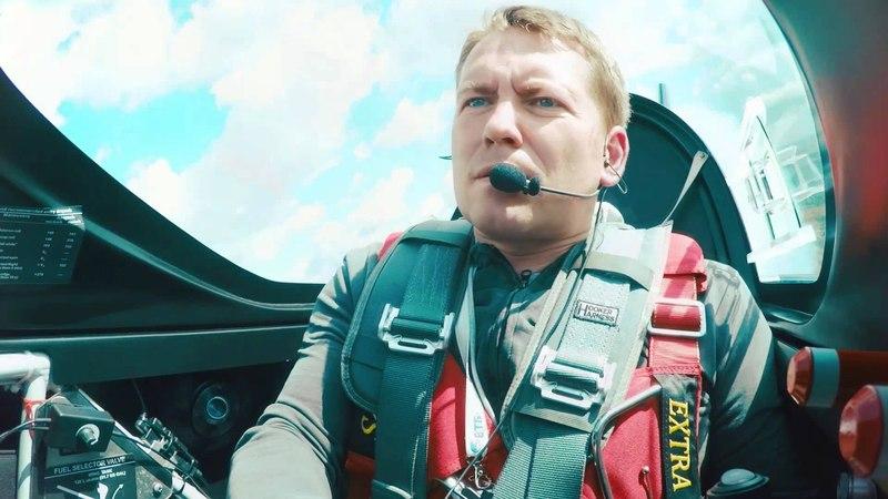 Пилотаж на МАКС 2015 AUTODOC.RU