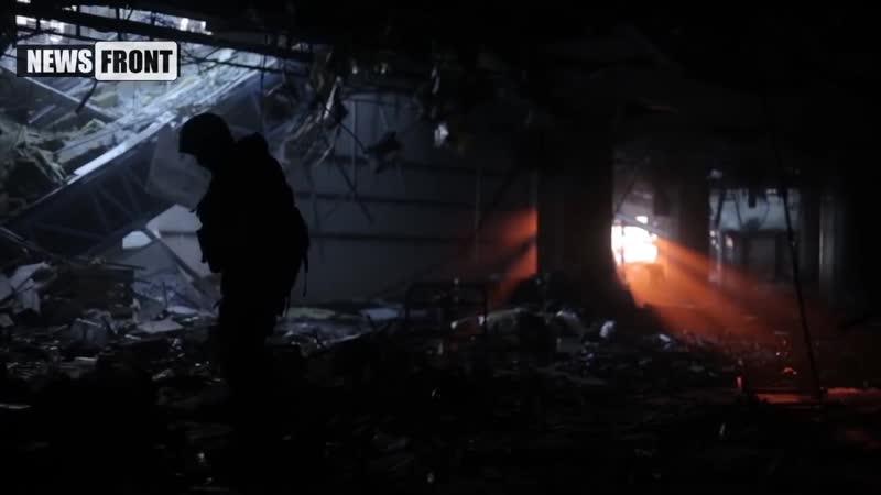 На Линии Огня Документальный Фильм о Войне на Донбассе