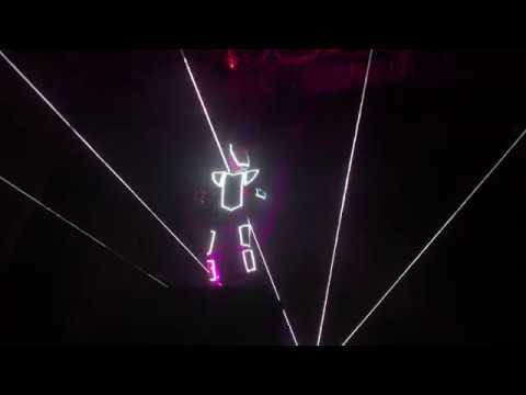 Laser Man Show Tron Dance promo смотреть онлайн без регистрации