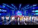180721 Twice занимают первое место на Music Core и получают свою четвертую награду с Dance The Night Away .