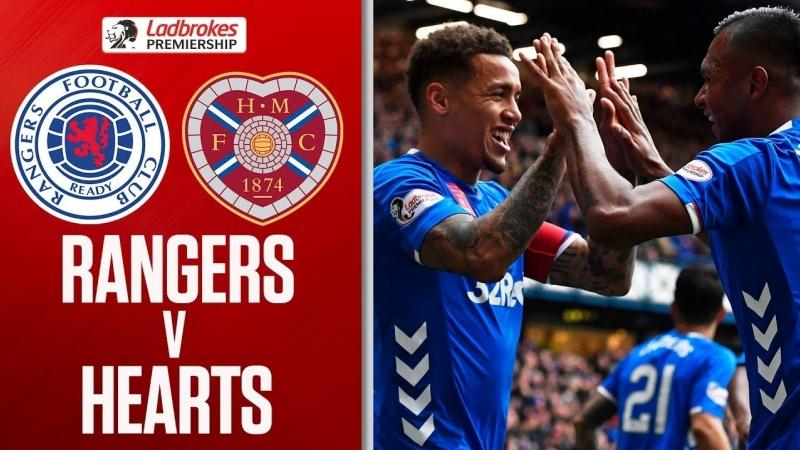 Rangers 3-1 Hearts _ Steven Gerrard's men end Jambos unbeaten streak _ Ladbrokes
