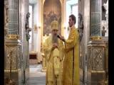 Сюжет - Литургия св. Василия Великого