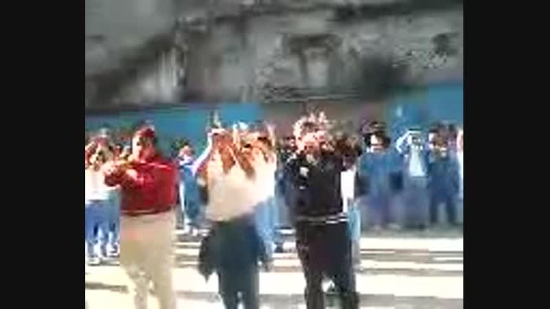 Marcelino davalos aprender con danza