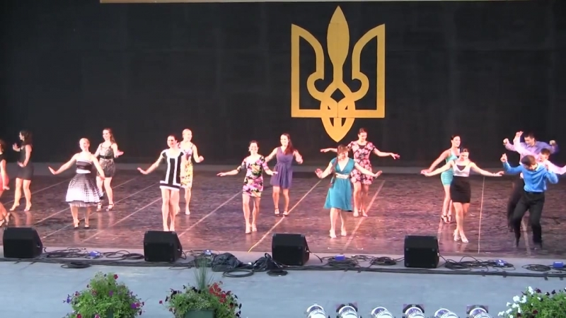 Голубка _ Holubka - (Павличенко) Pavlychenko Folklorique Ensemble