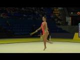 Ekaterina Selezneva - clubs // Grand Prix - Kiew, Ukraine - 16-19.02.18