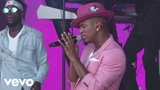NE-YO - NE-YO PUSH BACK (Jimmy Kimmel Live!2018)