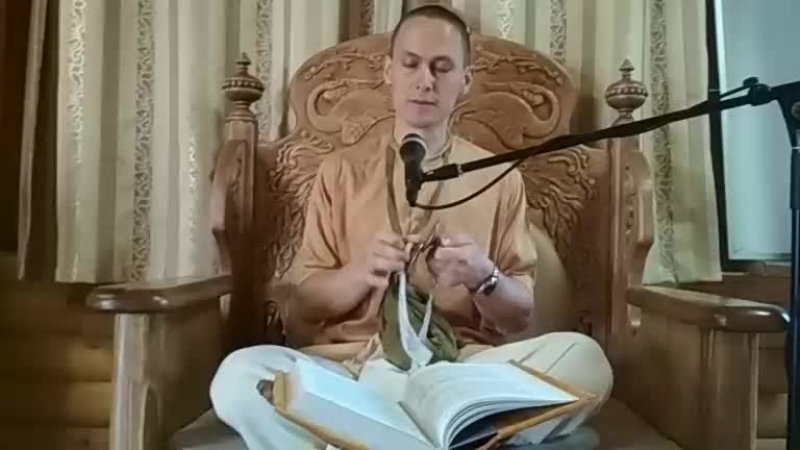Лекция по ШБ 5.1.23 Ачьюта пр.