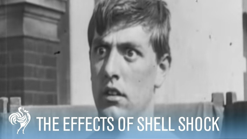 The Effects of Shell Shock WWI Nueroses | War Archives