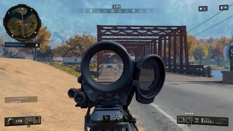 200 IQ Mesh Mine Play. Black Ops 4