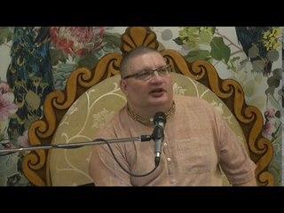 Патита Павана дас - «Искусство хождения по лезвию бритвы» - 2 - 2018.05.01